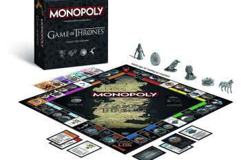 Monopoly Game of Thrones Edition - angesagte Geschenke finden