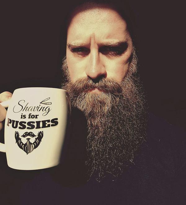 Schnurrbart Schutzbecher Barttträger Geschenke Geschenke für Männer mit Bart