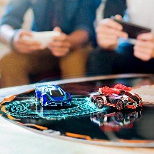 Anki Overdrive VS Carrera Bahn Starterkit Geschenke für Kind gebliebenen Mann kaufen 6