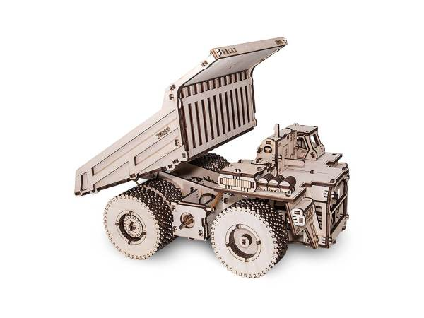 Holzbausatz - besten Holzmodell kaufen - Bausatz aus Holz - Geschenkidee und Männerspielzeug - Kipplader aus Holz 2 Männerspielzeug kaufen – Männerspielzeuge finden – Spielzeug für Männer finden – bestes Männerspielzeug – Männerspielzeug im Vergleich