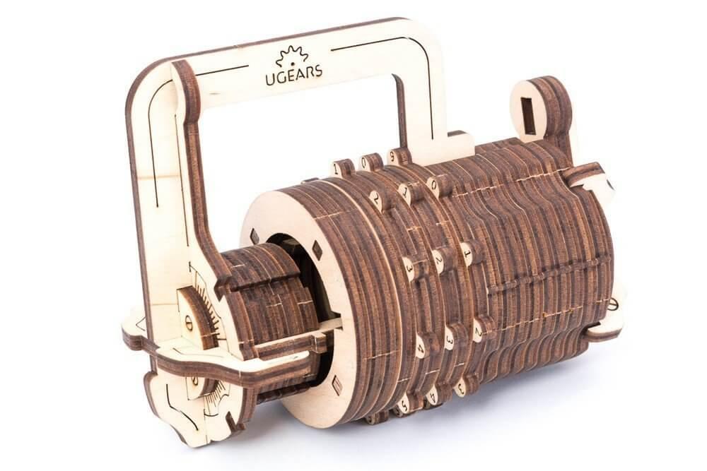 Holzbausatz - besten Holzmodell kaufen - Bausatz aus Holz - Geschenkidee und Männerspielzeug - Schloss aus Holz 2