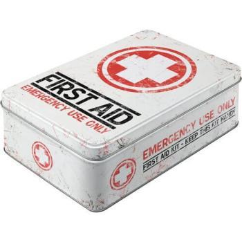 Erste Hilfe Blechkeksdose 2