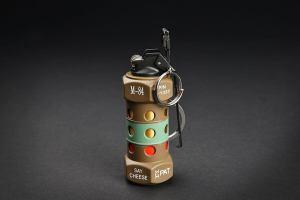 Feuerzeug im Granaten Design - Sturmfeuerzeug Granatnendesign - Geschenke für Männer kaufen Flashbang Nade 3 Männerspielzeug kaufen – Männerspielzeuge finden – Spielzeug für Männer finden – bestes Männerspielzeug – Männerspielzeug im Vergleich