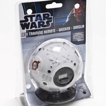 Wecker für Männer - Wurfwecker Star Wars Jedi Traningsball