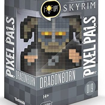 #19 Skyrim – Dragonborn 019 Die gesamte Pixel Pals Collection
