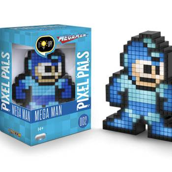 #2 Capcom –Mega Man 002 Die gesamte Pixel Pals Collection