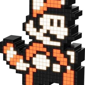 #24 Super Mario Bros. 3 – Raccoon Mario 024 Die gesamte Pixel Pals Collection