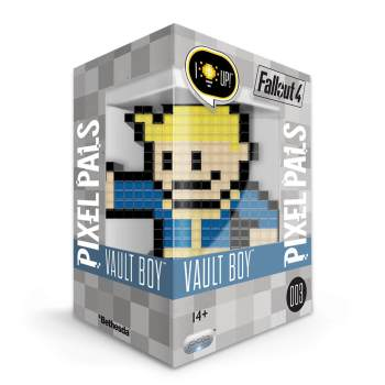 #3 Fall Out 4 – Vault Boy 003 Die gesamte Pixel Pals Collection