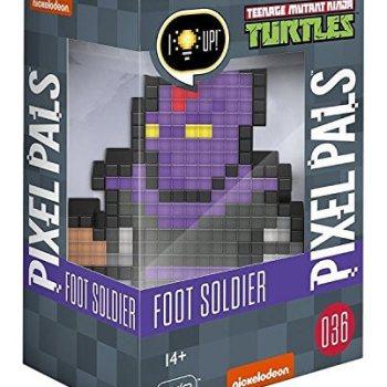 #36 Teenage Mutant Ninja Turtles – Foot Soldier 036 Die gesamte Pixel Pals Collection