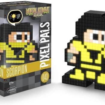 #43 Mortal Kombat – Scorpion 043 Die gesamte Pixel Pals Collection