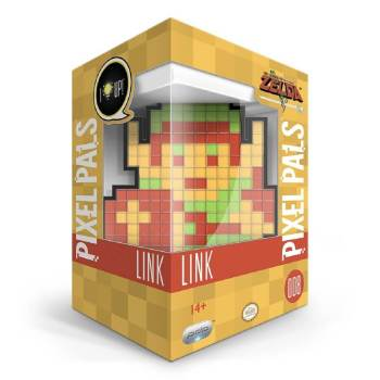 #8 Zelda – Link - 8Bit 008 Die gesamte Pixel Pals Collection