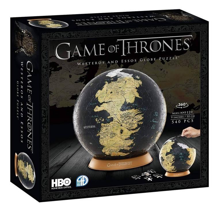 Game of Thrones 3D Puzzle Geschenk für GOT Fans