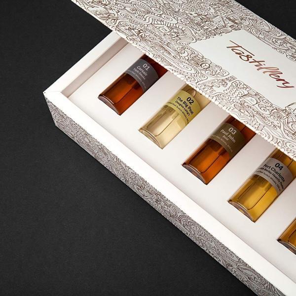 Whiskys zum Probieren im Set exklusiven Whisky-Sets für Kenner Rauchige Whiskys