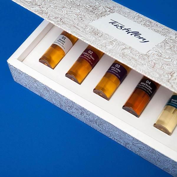 Whiskys zum Probieren im Set exklusiven Whisky-Sets für Kenner Whisky Weltreise
