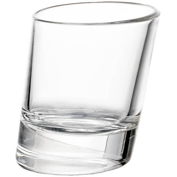 38 Handgemachtes schiefes Schnapsgläser - von Hand gemachtes Shotgläser -personalierbares Pinnchen - Shot Becher - Tequila Gläser - Schnaps Becher - Stamperl - Pinneken - Pinnchen - Schott Glas - Gläser Set