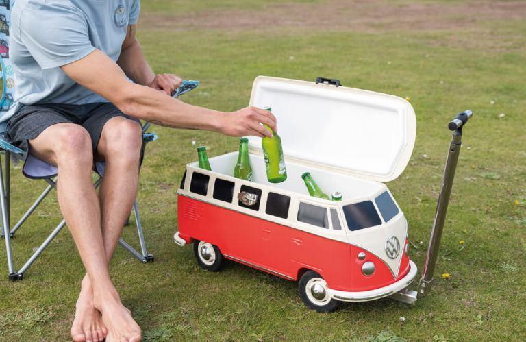 VW Bulli Kühlbox – Retro genießen Titelbild