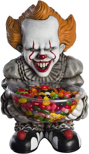 Pennywise Süßigkeitenschale - Stephan Kings Es - Süßigkeitenschalenhalter - Horrofilm Candy Holder Bowl