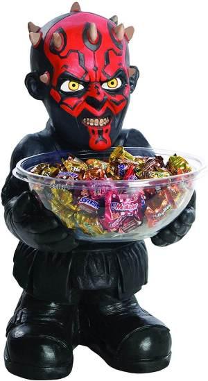 Darth Maul Süßigkeitenschale - Süßigkeitenschalenhalter - Star Wars Candy Holder Bowl