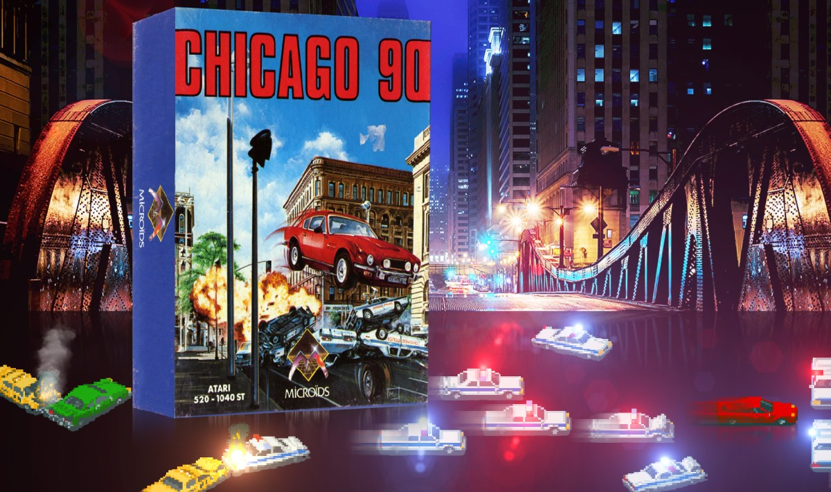 """Chicago 90"" from Microïds"
