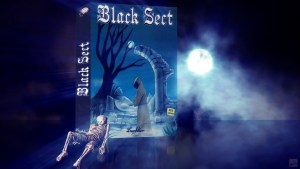 """Black Sect"" from Lankhor"