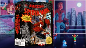 """The Amazing Spiderman"" from Empire Software"