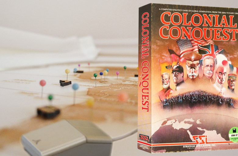"""""""Colonial Conquest"""" from SSI"""
