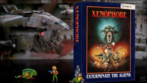"""""""Xenophobe"""" from Micro Style"""