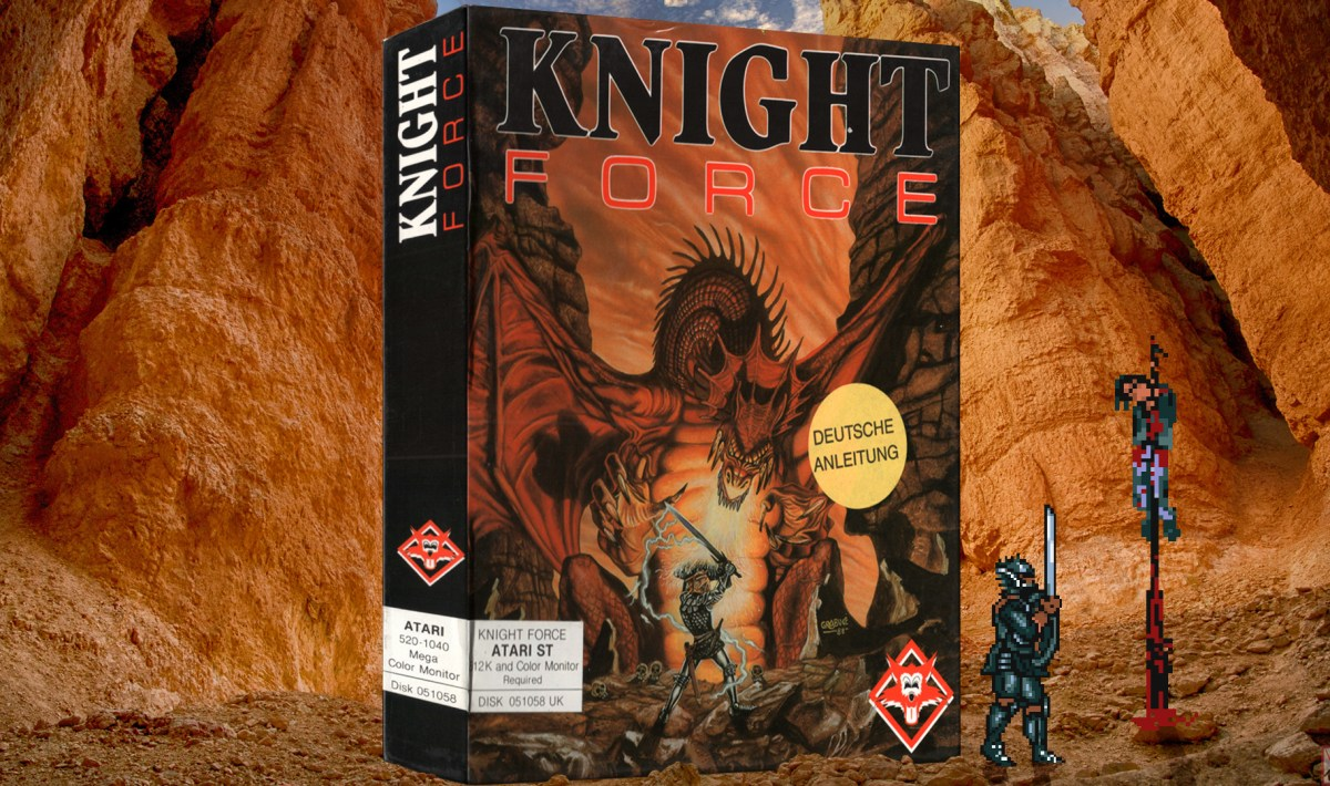 """Knight Force"" from Titus"