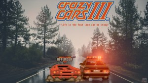 """""""Crazy Cars III"""" from Titus"""