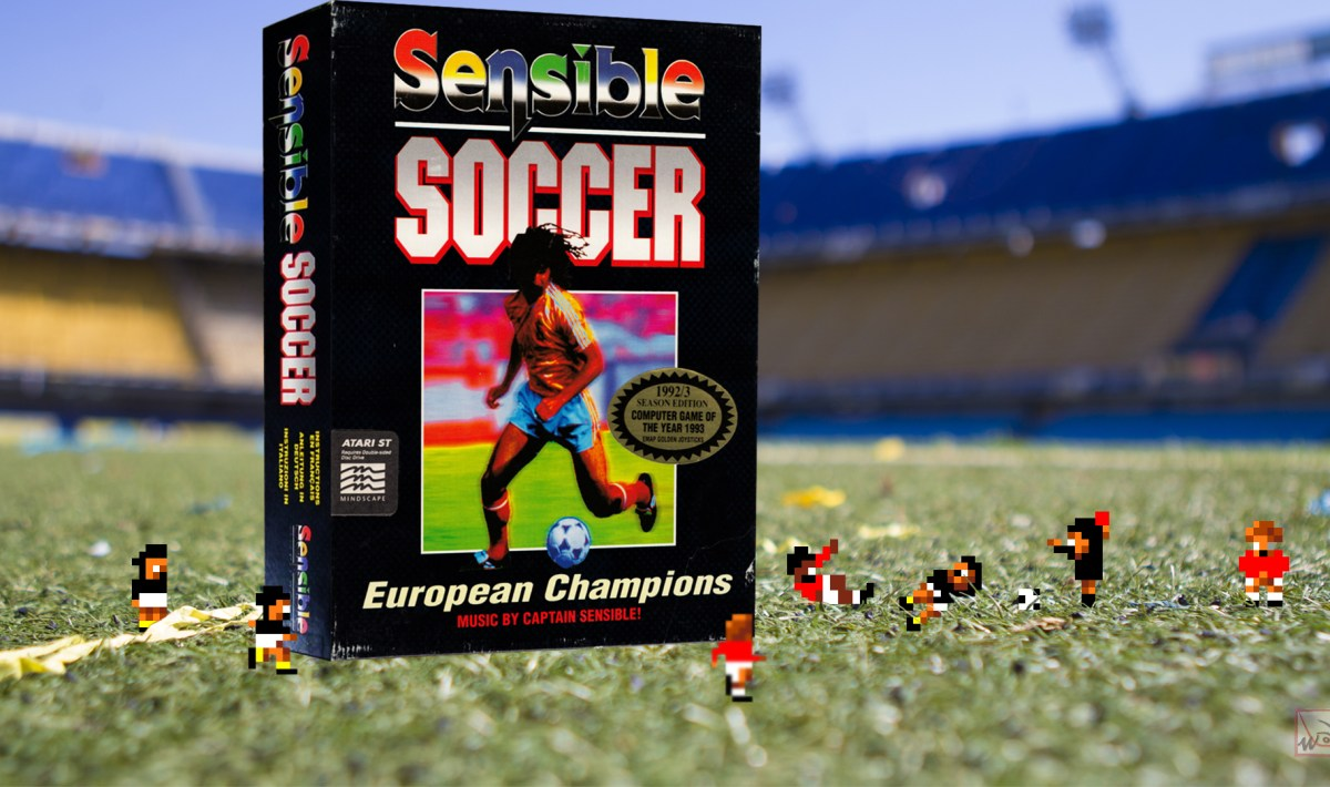 """Sensible Soccer"" from Sensible Software"