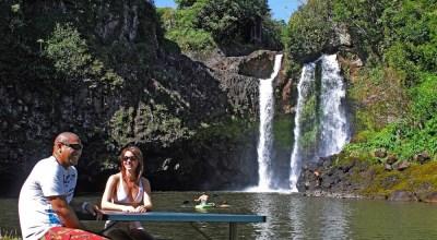 Big Island Waterfall Tour: Waipio Valley Waterfall Tours ...