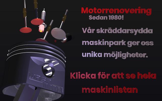motorrenovering i göteborg
