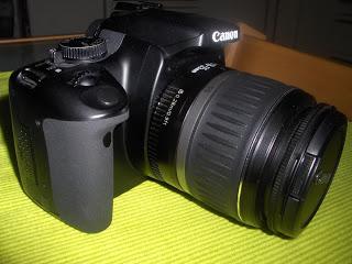 Canon EOS | waseigenes.com