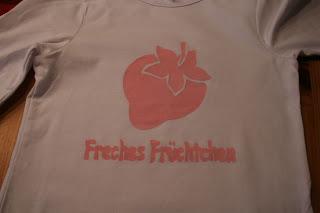 DIY Stoffdruck Erdbeere | Freches Früchtchen | waseigenes.com