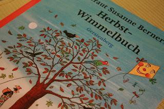 Kommt der liebe Herbst ins Land | Herbstanfang 2014 | waseigenes.com - Herbst-Wimmelbuch