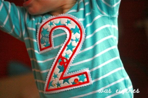 2. Geburtstag   Kindergeburtstag   waseigenes.com