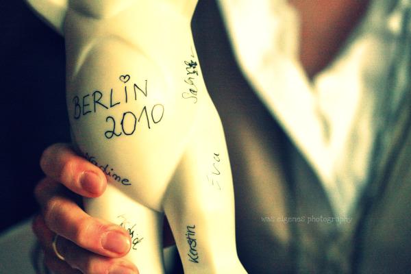 Mädelswochenende in Berlin | Ein Wochenende in der Hauptstadt | 2010 waseigenes.com Reisen & Erlebtes