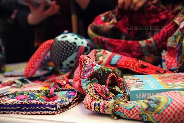 Creativa Messe Dortmund | was eigenes Shop & Blog