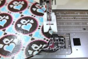 DIY | selbernähen: Untersetzer aus iron-on-vinyl | was eigenes DIY Blog