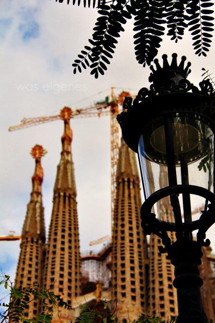 Barcelona: Sagrada Familia   waseigenes.com