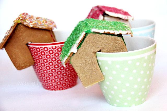 Gingerbread House | Rezept | recipe | was eigenes Blog