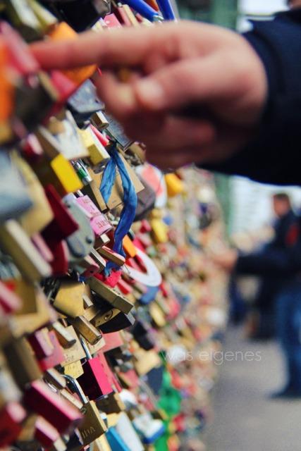 Kölner Liebesschlösser | Hohenzollernbrücke | Köln | was eigenes Blog