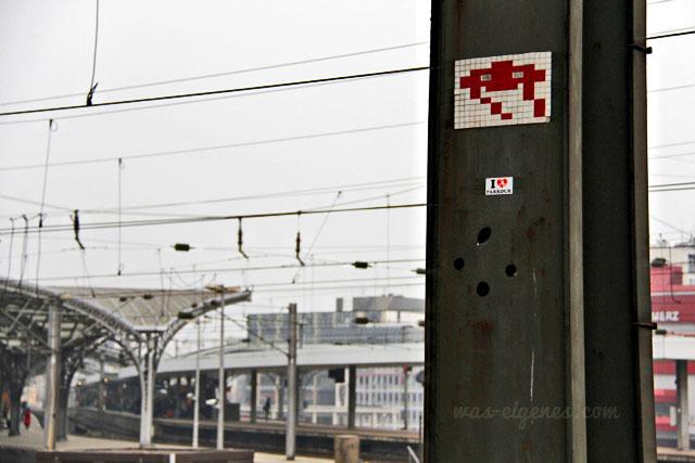 Köln Hohenzollernbrücke | Kölner Dom | waseigenes.com Blog & Shop