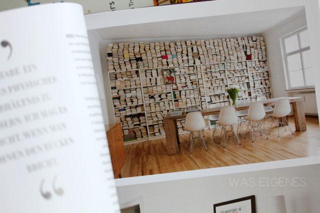 Buchtipp: Vom Glück mit Büchern zu leben | waseigenes.com