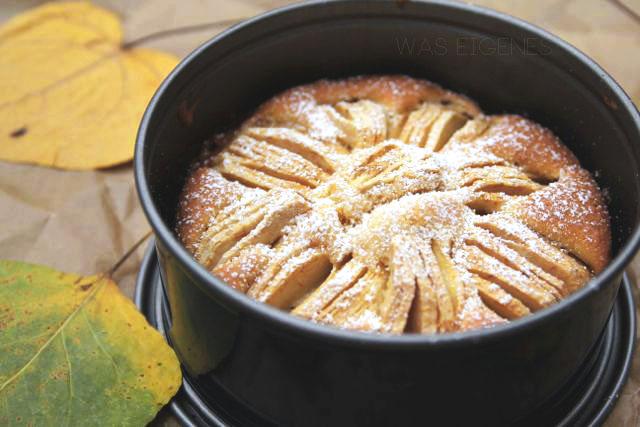 Rezept: Geritzter Apfelkuchen | Apfelkuchen, sehr fein | was eigenes Blog