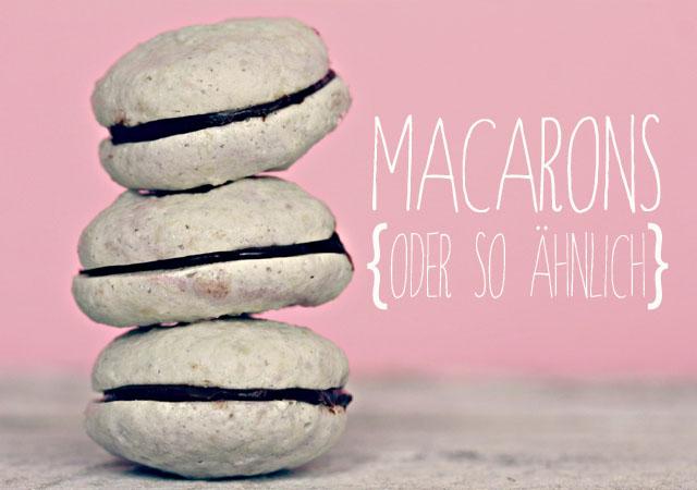 Macarons | was eigenes Blog