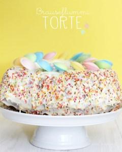 brauseflummi torte kindergeburtstag was eigenes blog