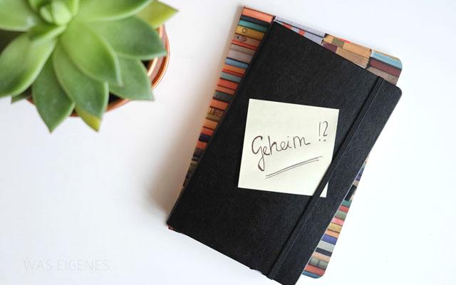 Schreibzeit - Thema: Mein Blog ein privates Tagebuch | waseigenes