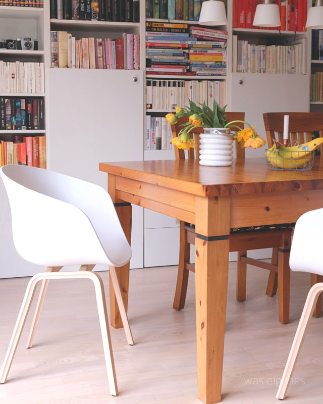 Connox | HAY About a chair | Unser Esszimmer | waseigenes.com