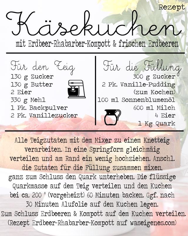 Rezept-Kaesekuchen-mit-Erdbeer-Rhabarber-Kompott-was-eigenes-Blog
